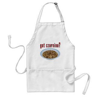 Got Czarnina? Soup Adult Apron