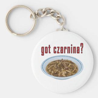 Got Czarnina? Soup Key Chain