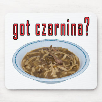 Got Czarnina? Soup Mouse Pad
