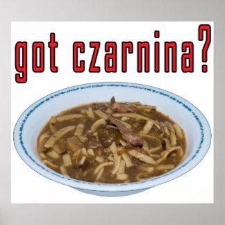 Got Czarnina? Soup Print