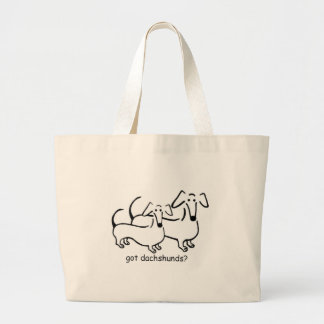 got dachshunds Tote Bag