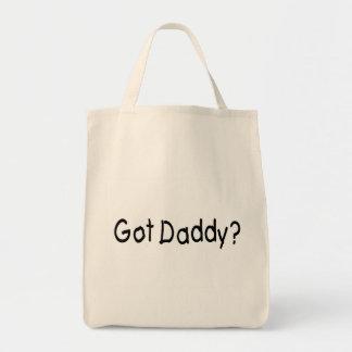 Got Daddy? (Blk) Tote Bag