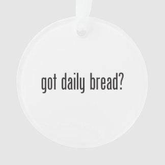 got daily bread