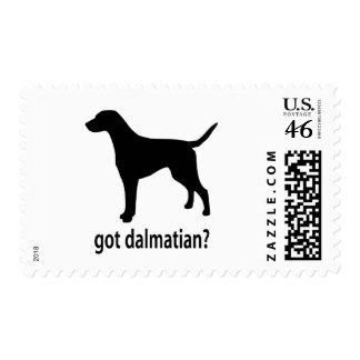 Got Dalmatian Stamps