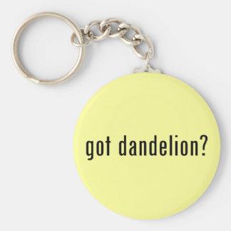 got dandelion keychains