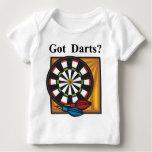 Got Darts Baby T-Shirt