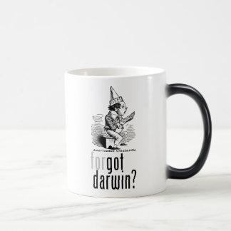Got Darwin? mug