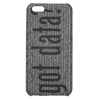 Got Data? iPhone Case