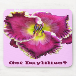 Got Daylilies? Mousepad