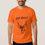 got deer? shirt