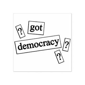 got democracy?