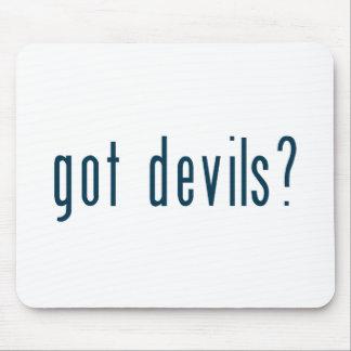 got devils mousepad