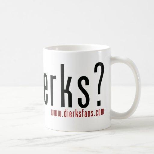 Got Dierks? Classic White Coffee Mug