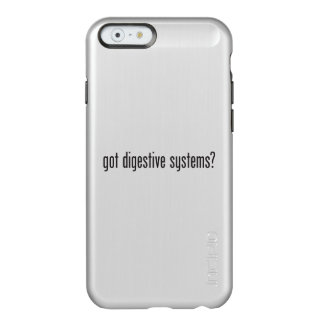 got digestive systems incipio feather® shine iPhone 6 case