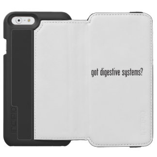 got digestive systems incipio watson™ iPhone 6 wallet case