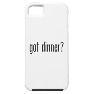 got dinner iPhone SE/5/5s case