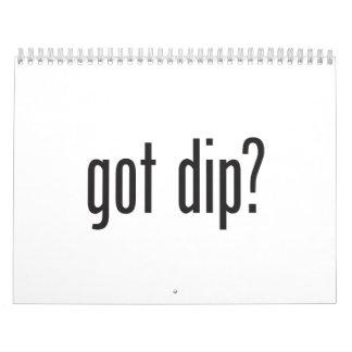 got dip calendar