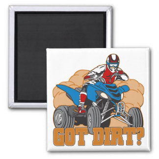 Got Dirt ATV Magnet
