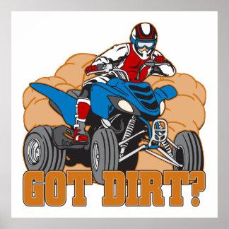 Got Dirt ATV Posters
