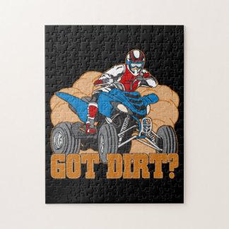 Got Dirt ATV Puzzles