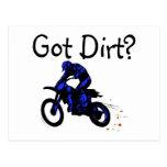 Got Dirt Postcard