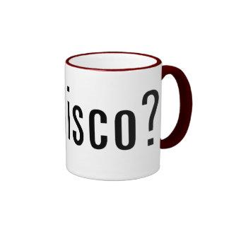 got disco? mug