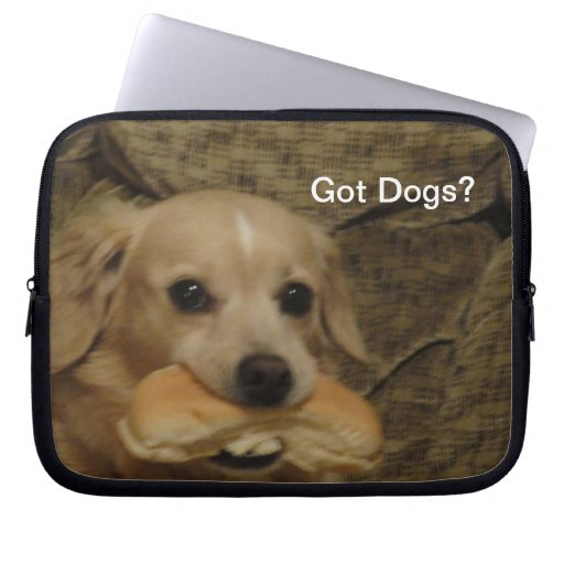 Got Dogs? Laptop Sleeves