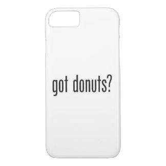 got donuts iPhone 7 case