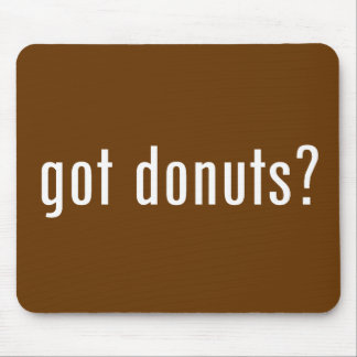 got donuts? mouse pads