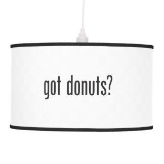 got donuts pendant lamp
