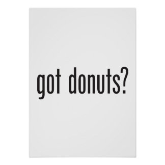 got donuts poster
