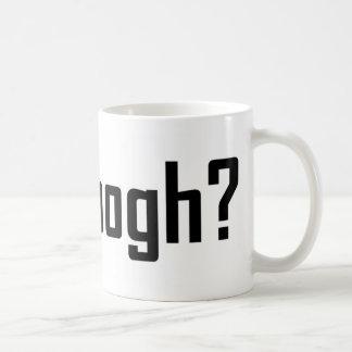 got doogh? coffee mug