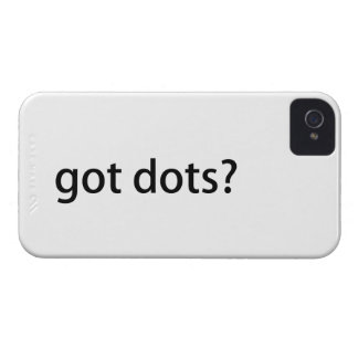 Got Dots Funny Marching Band iPhone 4 Case-Mate Case