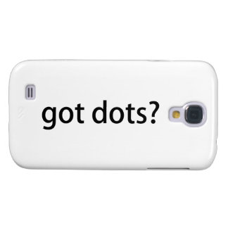 Got Dots Funny Marching Band Galaxy S4 Cover
