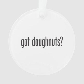 got doughnuts