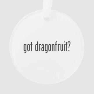 got dragonfruit