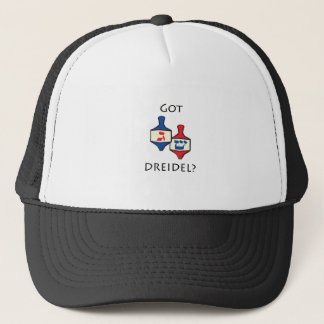 Got Dreidel? Trucker Hat