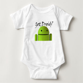 Got Droid? Baby Bodysuit
