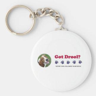 Got Drool Keychains