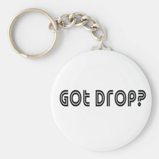 Got Drop Keychain