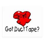 Got Duct Tape Postcard