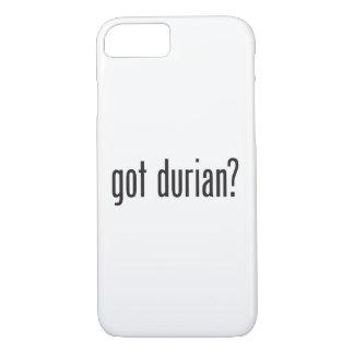got durian iPhone 7 case