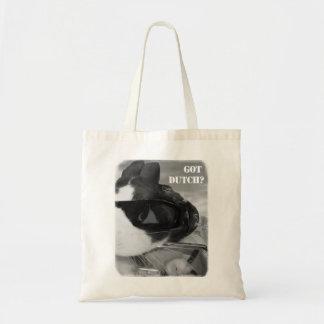 """""""Got Dutch"""" bag/tote"""