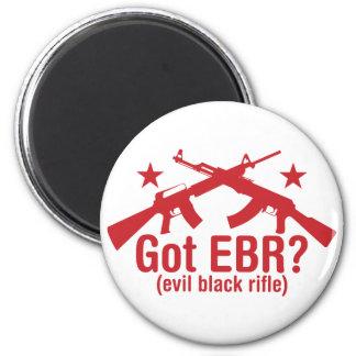 Got EBR? AR15 and AK47 Magnet