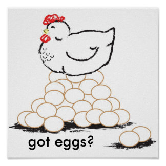 got eggs poster