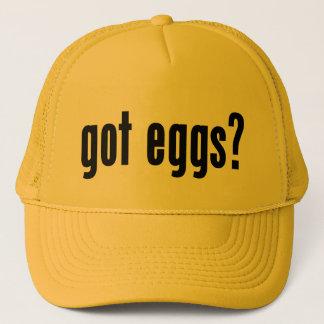 got eggs? trucker hat