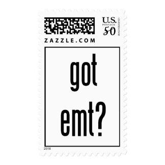 got emt? postage