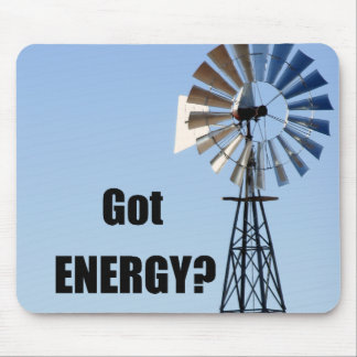 Got Energy? Mouse Pad