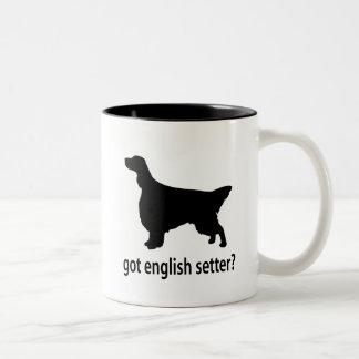 Got English Setter Coffee Mugs