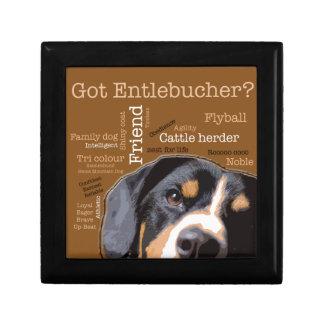 Got Entlebucher? Woof Cloud Gift Boxes